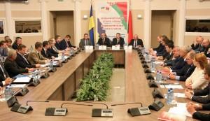 224393,10 Заседание белорусско-украинского консультативного совета делового сотрудничества проходит в Гомеле