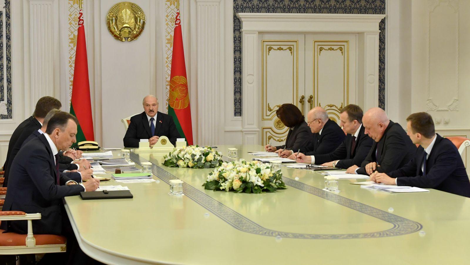 226882,01 Лукашенко поручил к 2021 году построить в Беларуси Национальный выставочный центр